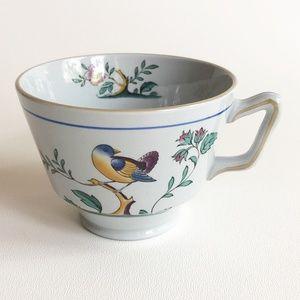 Spode Queen's Bird Teacup Replacement England